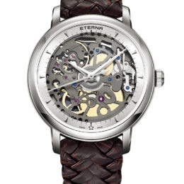 Eterna 1856 Skelleton 7000.41.14.1409 Ltd 170 st
