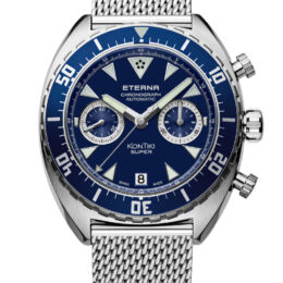 Eterna Super Kontiki Chronograph 7770.41.89.1718