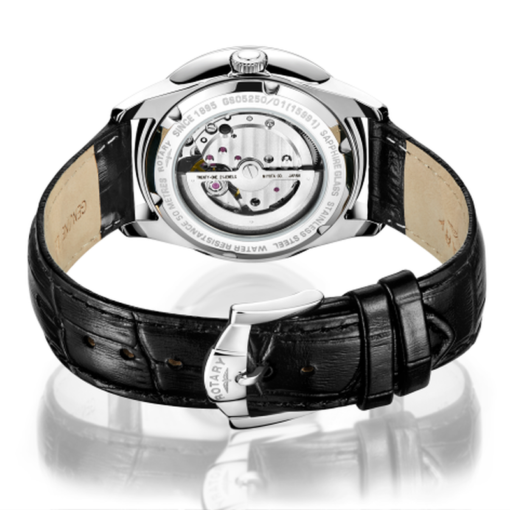 Rotary Cambridge White Stainless Steel Automatic